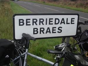 Berriedale Braes