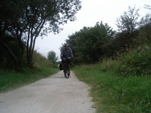 Cyclepath to Ashbourne